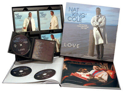 Nat 'King' Cole - L-O-V-E The Complete Capitol Recordings 1960-1964 Vol.2 (11...