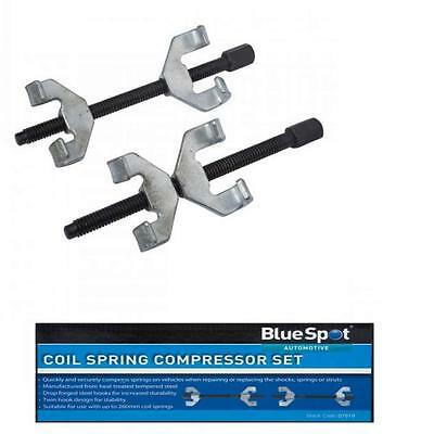 Bluespot Tools Heavy Duty Car Suspension Coil Spring Compressor Clamp Tool