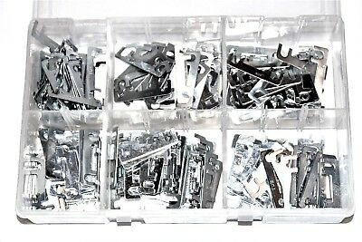 Assorted Box of 300 QTY Strip Fuses 30A - 100A New AT121 Workshop Garage