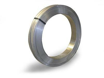 """Aluminum Banding, Strapping, Tensioning 3/4"""" x .020"""" x 200' NEW Coil"""