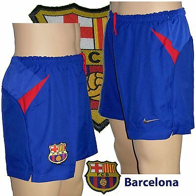 """Barcelona Home Shorts Small 28-30""""(WITH BRIEF) REDUCED"""
