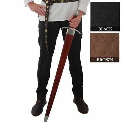 Medieval Hose Cotton Pants Larp SCA Pirate Renaissance Cosplay reenactment