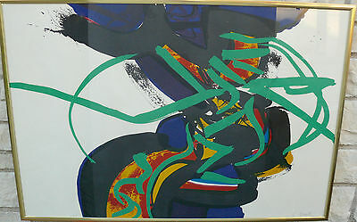 Edo Murtic Limited Edition Composition A Signed Numbered