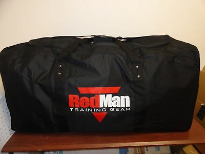 New RedMan Training Gear Firefighter Gear Instructor Suit Huge Big Duffle Bag