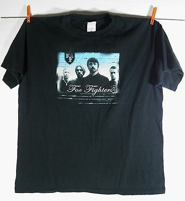 Foo Fighters 2005 In Your Honor Concert T-Shirt Men's Size Xl 100% Cotton