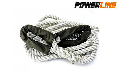 BEST NYLON KINETIC 15 TONNE RECOVERY TOW ROPE 4x4 - 8 METRE X 28MM ORIGINAL