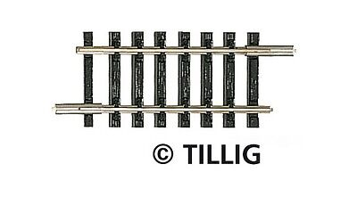 Tillig Bahn 83103 TT Straight Track G4 41mm use with Tillig Bahn Track -T48 Post