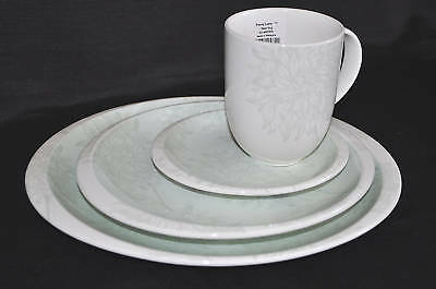 LENOX  Peony Lane Sage 4 Piece Place Setting for 4 New
