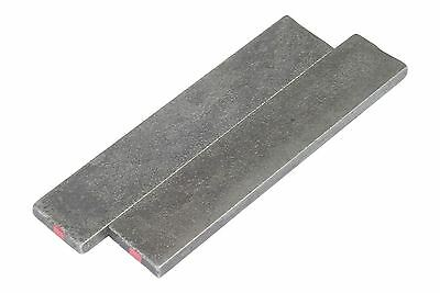 Alnico 5 Rough Bar Magnet 2.5 x .5 x .125 Guitar Humbucker Pickup - Mag - Qty 2