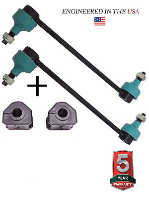 4pc Front Sway Bar /& Tie Rod for Ford Taurus X Mercury Sable Montego 3.5L