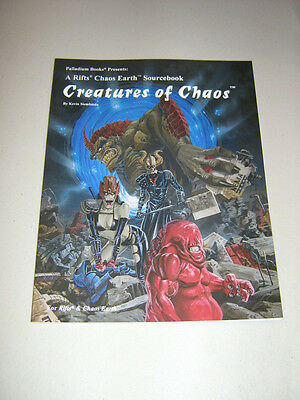 Chaos Earth: Creatures of Chaos (New)