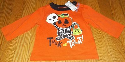 The Children's Place 18-24 months Trick or Treat Halloween Top New