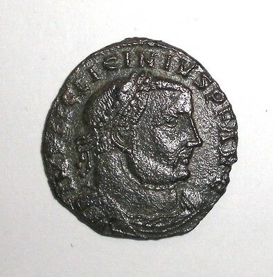 Ancient Roman Empire, Licinius I, 308-324 AD. AE Follis