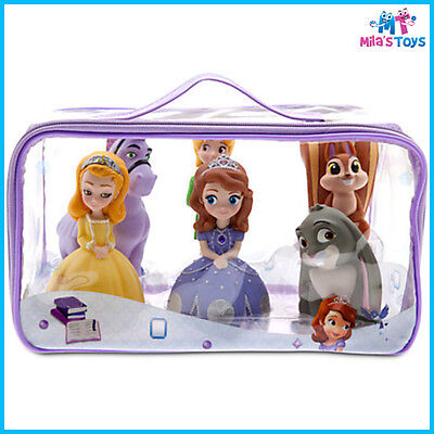 Disney Sofia the First Bath Toy Set for Baby brand new