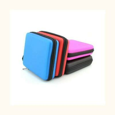Carry Case Hard Cover Travel Game Bag Box with Hand Strap for Nintendo 2DS Game