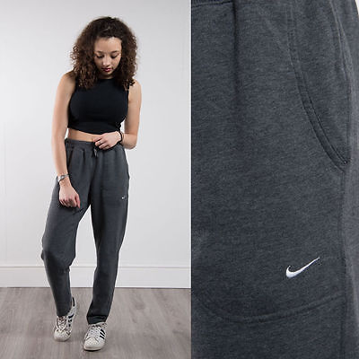 Nike Grey Tracksuit Bottoms Joggers Casual Lounge Wear Sports Casual 8 10