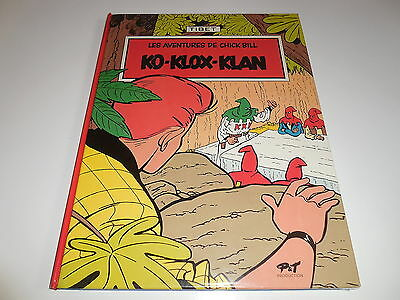 Reedition Chick Bill/ Ko Klox Klan/ Editions P&t/ Be
