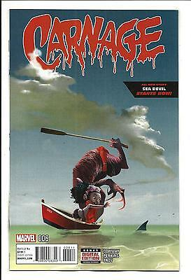 Carnage # 6 (May 2016), Nm New