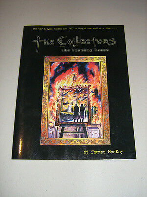 The Collectors: The Burning House (New)