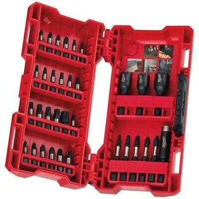 Milwaukee 33-teiliges Shockwave Set Schrauben
