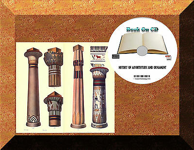 History of Architecture and Ornament 1922 eBook On CDROM