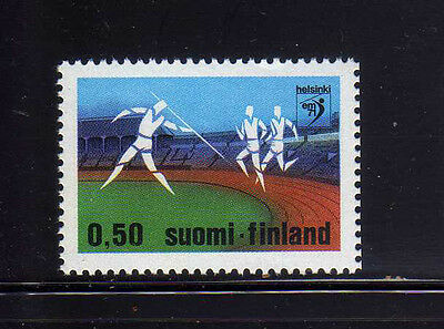 FINLANDIA/FINLAND 1971 MNH SC.508 Europ.Athletic Champ.