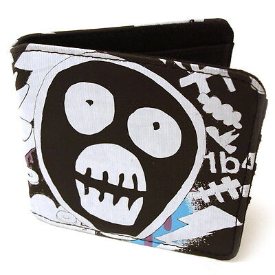 NEW AWESOME The Mighty Boosh Mask Boys Mens Wallet