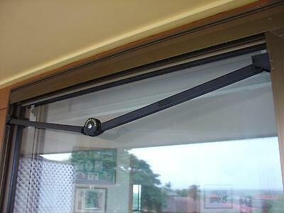 GlideRite ASDC  Sliding Insect Screen Door Automatic Closer Easy DIY Ultra Glide
