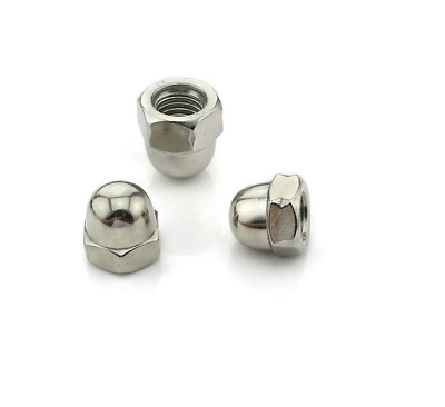 DIN1587 M3 To M14 Stainless Steel Acorn Nut Hex Head Cap Nut Dome Nut Cover Nut