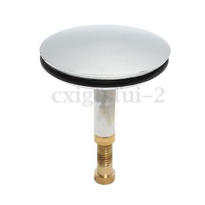 Adusted Replacement Bath Kitchen Pop Up Waste Plug 44mm Stainless Chrome Plated