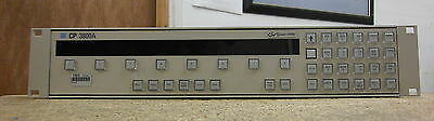 PHILIPS CP 3800A CP-3800A Digital Video Control Panel Grass Valley for Jupiter