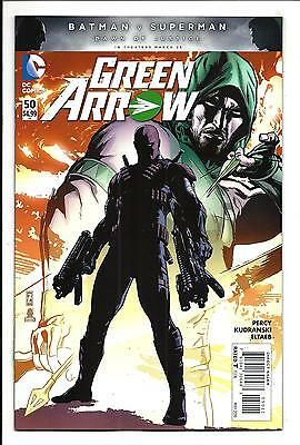 Green Arrow # 50 (May 2016), Nm New