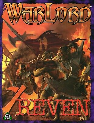 Warlord: Reven (New)