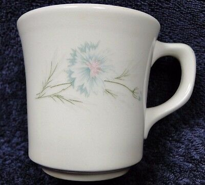 "Taylor Smith Taylor Boutonniere ""Ever Yours"" Genuine Taylor Mug Mid Century"