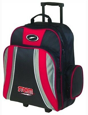 Storm Rascal Red/Black 1 Ball Roller Bowling Bag