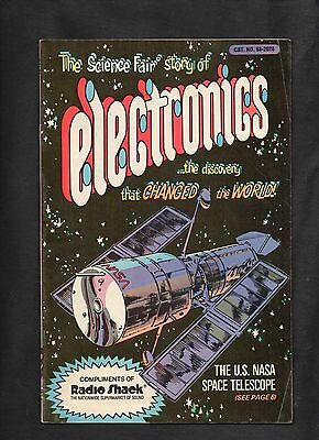 Radio Shack Comic #68-2028 G   'story Of Electronics' 1981