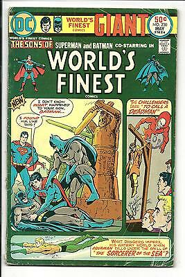 World's Finest # 230 (May 1975), Vg