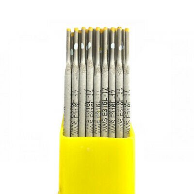 2.5mm Stick Electrodes - 400g Handy pack- E316L -Stainless Steel -Welding Rods