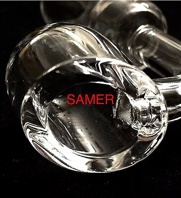 100% Quartz Banger, Super Thick 4mm, Clear 14mm Female Joint *****USA