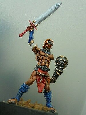 1x Kelt sessair Rackham rackhams confrontation warriors of avagddu warrior #B
