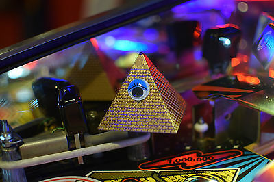 Twilight Zone Pinball Pyramid