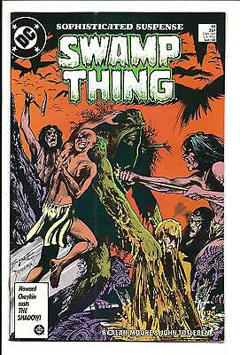 Swamp Thing # 48 (May 1986), Vf/nm