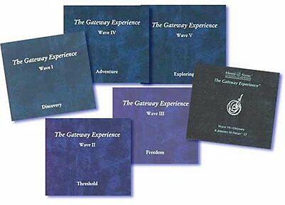 The Gateway Experience Waves I - VI(1-6 only)18 CD Hemi-Sync New