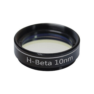 """Aomekie H-Beta Filter 1.25"""" for visual observation and photography"""