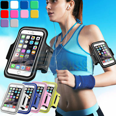 Sports Gym Jogging Running Armband Arm Holder Case For iPhone Samsung S7/S7 Edge