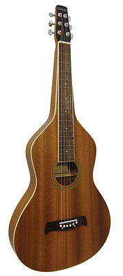 Ashbury AW-10 Squareneck WEISSENBORN GUITAR, Sapele wood. From Hobgoblin Music