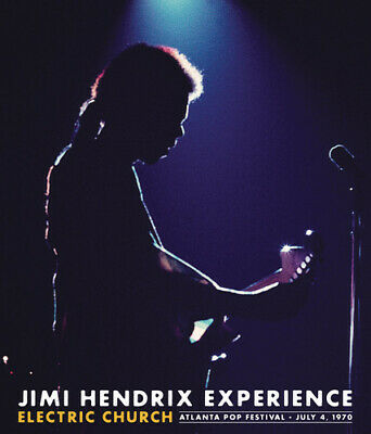 Jimi Hendrix: Electric Church (2015, DVD NEW)