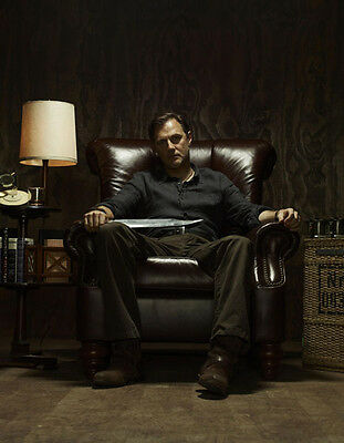 David Morrissey Unsigned Photo - 8861 - The Walking Dead & Doctor Who