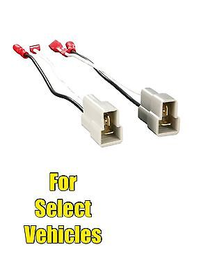 car stereo radio replacement wire harness plug for select pyle 24 car radio speaker connection replacement wire harness adapters select vehicles
