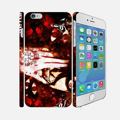 F011 HELLSING - Apple iPhone 4 5 6 Hardshell Back Cover Case